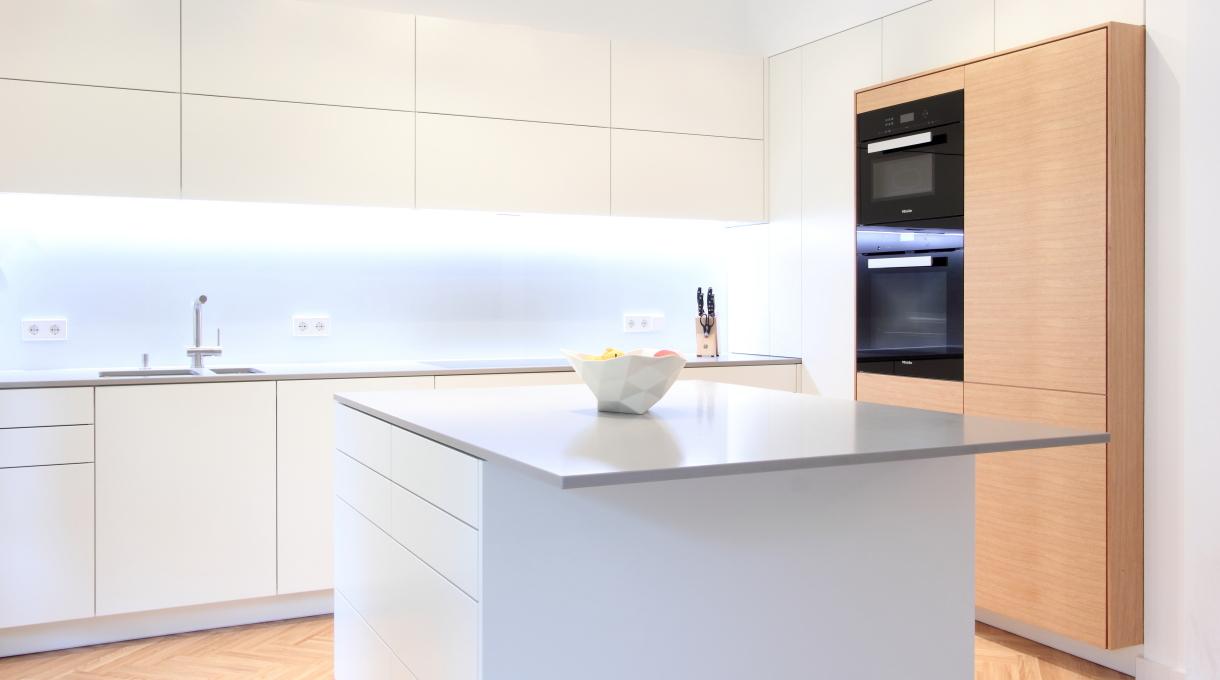 Küche nach Maß - Hermjo Wolf Tischlerwerkstätten