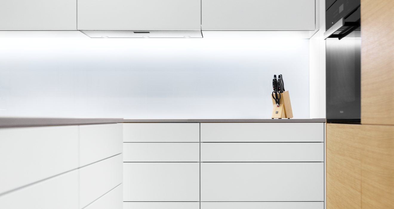 Einbauküchen nach Maß - Hermjo Wolf Möbelwerkstätten
