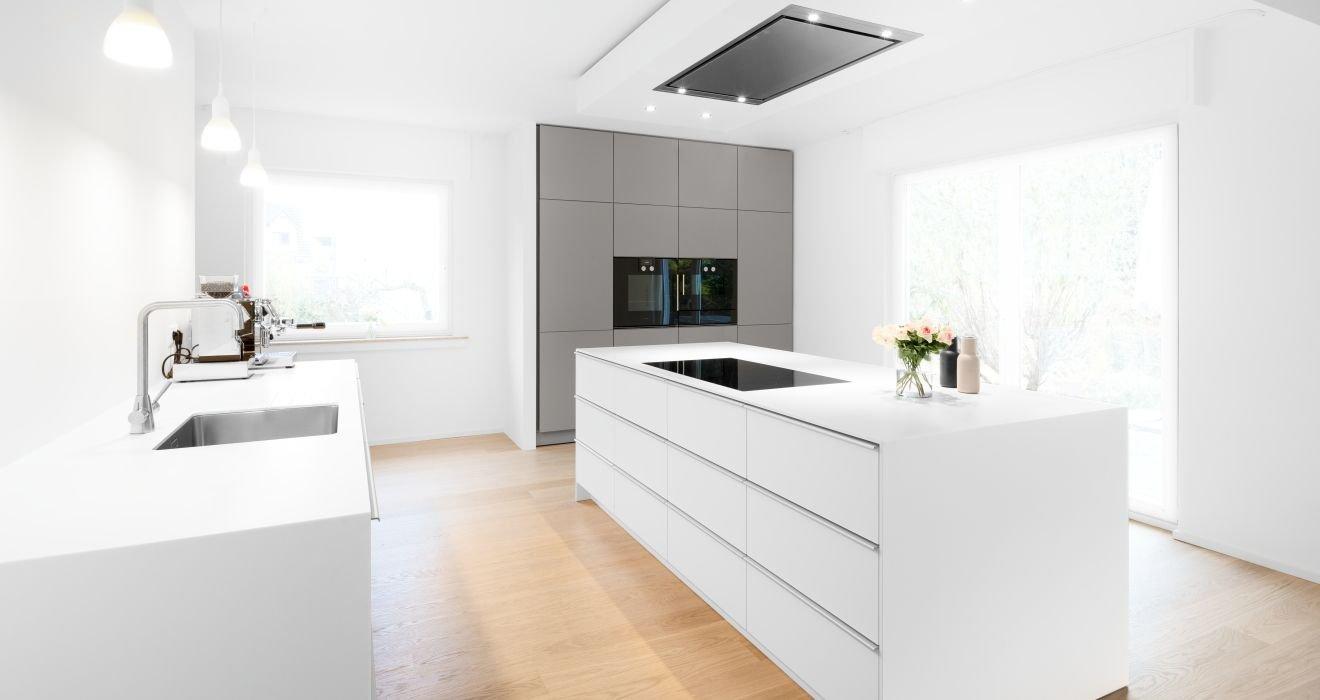 Kochinsel - Kücheninsel nach Maß - Hermjo Wolf Möbelwerkstätten