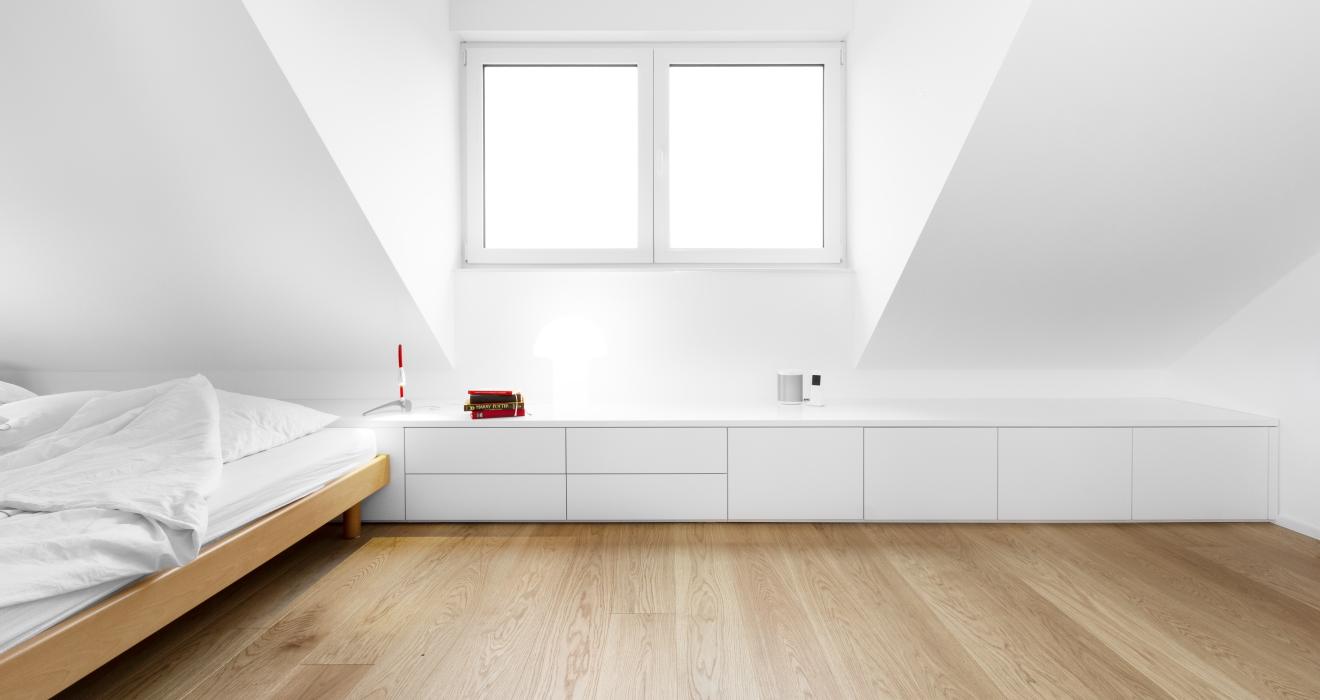 Schlafzimmer nach Maß - Hermjo Wolf Tischlerwerkstätten